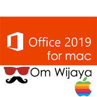 Office 2019 Home and Business For Mac Original Retail