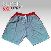 Celana pendek santai | Training | Sport | SUPER JUMBO | 6XL