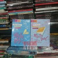 Paket 2 Buku Novel My Ice Boy & My Ice Girl By Pit Sansi