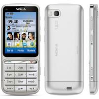 Nokia C3-01 Touch and Type Handphone Murah Bisa WA/Whatsapp