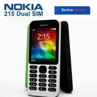 [New]Nokia Murah 215 Dual Sim Bluetooth MP3 Hp nokia lipat nokia flip