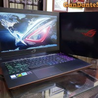 Asus ROG Zephyrus GM501 Ultra-Slim Gaming Laptop i7 Cofee w/ GTX 1070