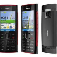 Nokia X2-00 Handphone Classic Murah Keren Bisa WA/Whatsapp