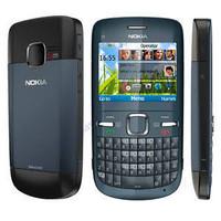 Nokia C3-00 Bisa WA/Whatsapp Handphone Classic Murah Keren