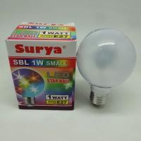 Lampu LED Disco Star Ball SURYA SBL 1W Small