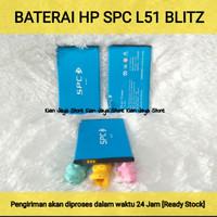 Baterai Batre Batt HP SPC L51 BLITZ Original 99%
