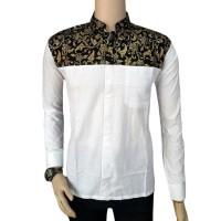 Kemeja Batik Pria Kemeja Batik Katun Grosiran KLA29