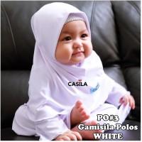 Gamis Casila (GAMISILA) Polos Size 0-1y Original