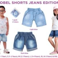 Jobel Shorts Jeans Edition Boy/Girl 0-5Thn
