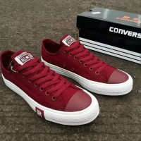 SEPATU CONVERSE CT 2 OX UNDEFEATED NEW LOW IMPORT