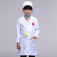 Doctor costume toddler cosplay anak balita kostum profesi dokter