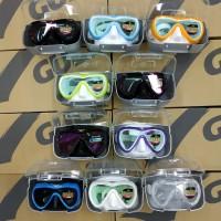 Mask GULL Vader Fanette UV420 / Kacamata Masker Diving Wanita