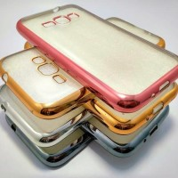 Soft Case Asus Zenfone 3 Max ZC520TL TPU Shining Chrome