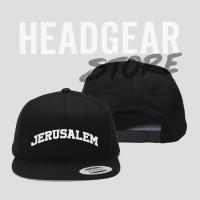 TOPI SNAPBACK JERUSALEM