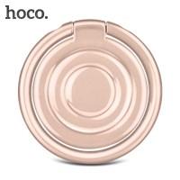 Hoco Water Wave Metal iRing Smartphone Holder - PH10 - Gold