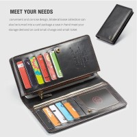 Flip Case Wallet Universal PhoneBag Cover HP Oppo Find X A3 A3S A5 A1
