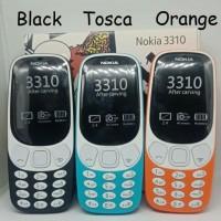 NOKIA 3310 NEW DUAL SIM Clone China Fullset Baru