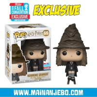 Funko Pop Harry Potter - Hermione Granger with Sorting Hat NYCC 2018