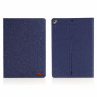 TerMurah Remax Pure Series Flip Case for iPad 2017 Blue Biru Cover P