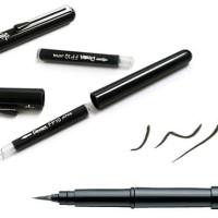 ID 20770 Brush pen : Pentel Pocket Brush Pen + 2 Refill Cartridges