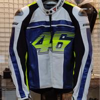 Jaket Dainese VR46 Full Leather