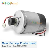 Dinamo Motor Carriage Printer Canon MP145 MP198 MX308 MX318 IP1880