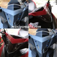visor Aerox aksesoris yamaha Aerox