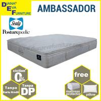 Kasur Ambassador 100x200 - Sealy Spring Bed