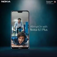 Hp Nokia 6.1 plus garans resmi