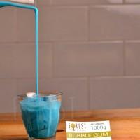 Bubuk Minuman BUBBLE GUM Powder 500g - FOREST Bubble Drink