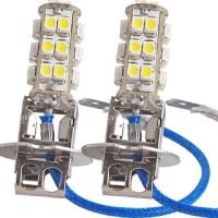 A66743 JMS - 1 Pasang 2Pcs Lampu LED Mobil Foglamp H3