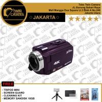Handycam X-PRO DVC HDV-PZ5000 4K - DARK PURPLE