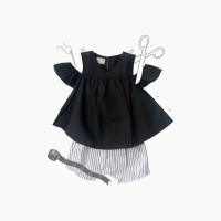 Mosfit Gemma Baju Setelan Anak Perempuan