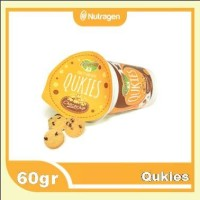 Prosana Qukies Low Sugar Mini Cookies 60 gram