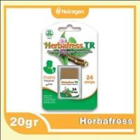 HerbaFress Permen Tipis Pelega Tenggorokan 24 Strips