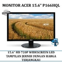 PROMO BESAR ACER LED LCD Monitor 15 6 Inch P166HQL Limited