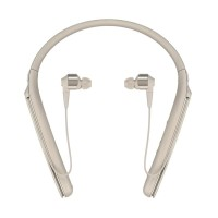Sony WI-1000X Noise Cancelling Wireless Headset Gold