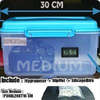 Dry Box kamera with Silica Gel size medium