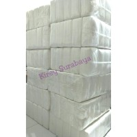 Bahan Tissue Basah tapi Kering - Good Quality - Tebal - 2ply