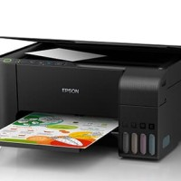 Printer Epson L3150 Eco Tank Print Scan Copy WifiDirect Pengganti L405