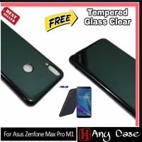 Asus Zenfone Max Pro M1 Hard Case Casing Slim Hp BackCase And Cover