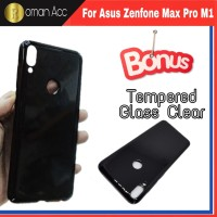 Asus Zenfone Max Pro M1 HardCase New Edition Casing Slim Back Hp Cover