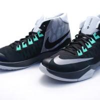 edcd847e8a90 Sepatu Basket Nike Zoom Devosion Black Original 844592-003