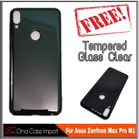 Asus Zenfone Max Pro M1 Case New Edition Casing BackCase Hp Slim Cover