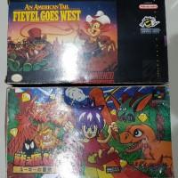 Kaset Games Super Nintendo SNES