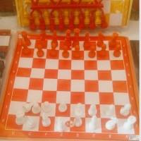 mainan catur mini size bukan magnet