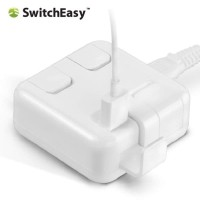Switcheasy PowerAmp 4 Port 5.4A Fast Charging Original