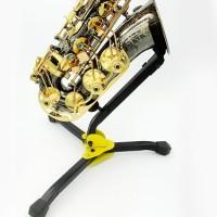 SPESIAL ALAT MUSIK TIUP MURAH Stand saxophone import Harga PROMO