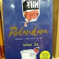 Buku Novel Rolandara Intan Zs