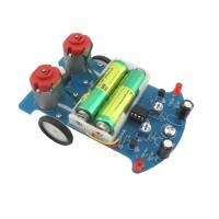 D2-5 DIY KIT Robot Tracking Line Follower Smart Car LM393 Dual Motor